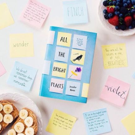 Book Review_ All the Bright Places
